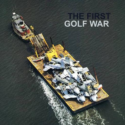 a6 альбом The First Golf War