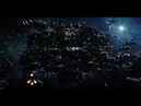 Valerian And The City Of a Thousand Planets Movie - Alpha station scene HD
