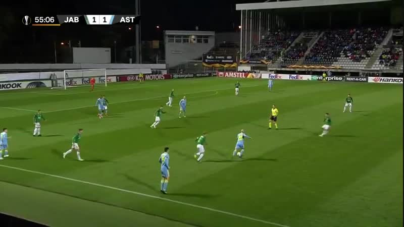Jablonec vs Astana 2