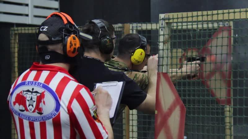 Лучшие стрелки Кузбасса на соревнованиях по практической стрельбе