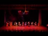 Отчетный Концерт ШТ Карамель 2018 - 22.04, младшая группа № 3, Монстры на каникулах