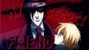 My Secret Friend || Alucard~Integra~Seras [HELLSING]