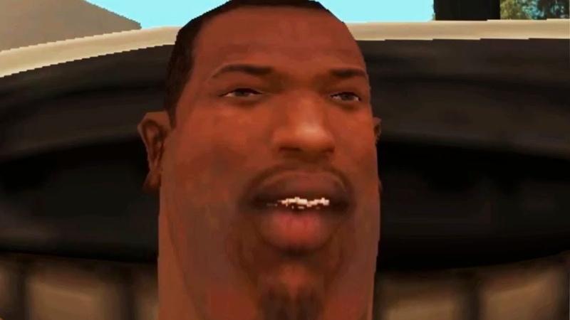 GTA San Andreas - Засмеялся Проиграл 1