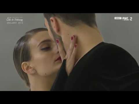 Gabriella PAPADAKIS Guillaume CIZERON Rhythm Dance Championnat de France Elite de Patinage 2018