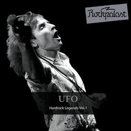 UFO альбом Rockpalast : Hardrock Legends, Vol. 1