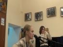 Софья КАЛЯКИНА - выступление на концерте О вере, надежде, любви и премудрости.