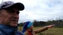 В гостях у Лены идем из леса через поле около Конзавода 03 08 2019 г