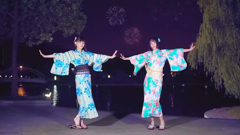Lane·EL 東京サマーセッション 踊ってみた HO☆SHI sm34146310