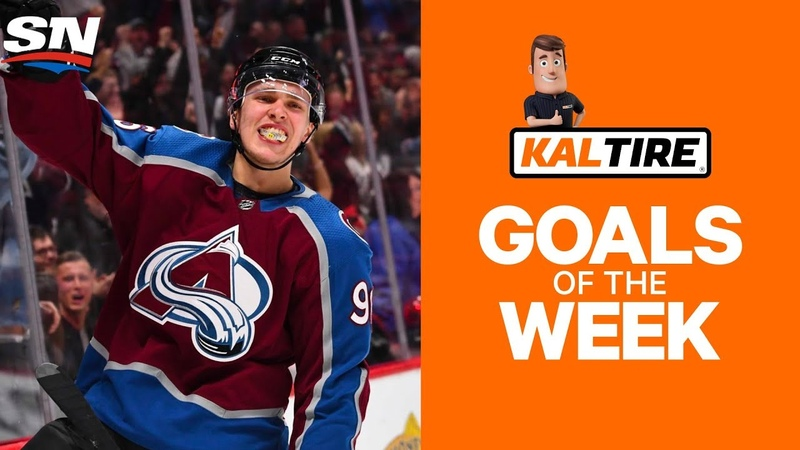 NHL Goals of The Week Week 16 Edition