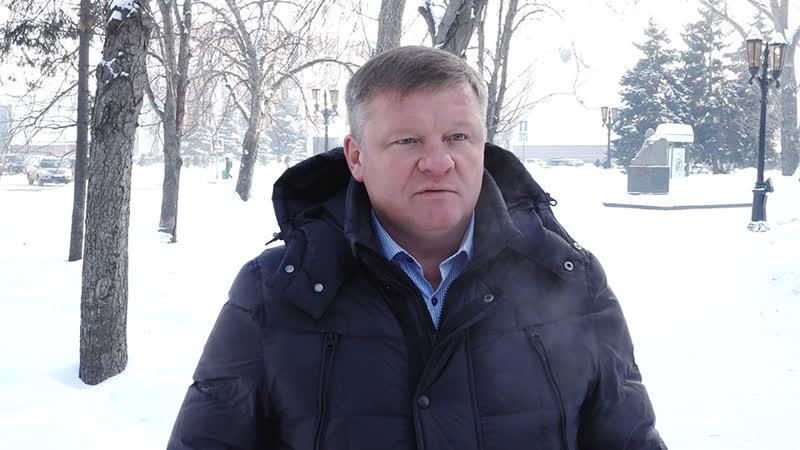 Экстренное заявление мэра Саратова Михаила Исаева о снегопаде