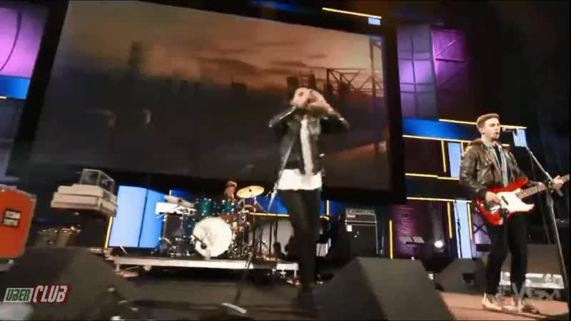 The Music of Grand Theft Auto V at VGX 2013 LIVE - Sleepwalking