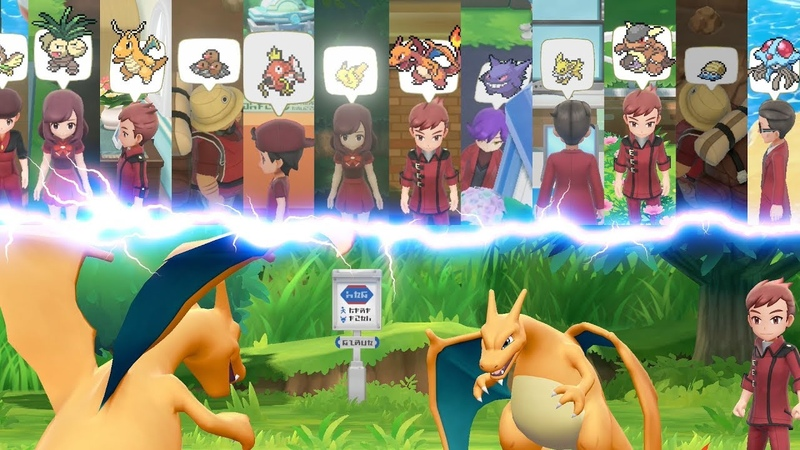 Become a Master Trainer in Pokémon Let's Go!