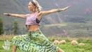 Intermediate Power Yoga ♥ Tone, Strengthen, Challenge Yourself | Urubamba