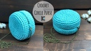 Crochet Circle purse ( Written pattern Tutorial )