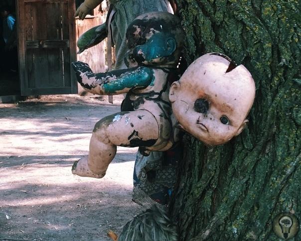 Остров кукол в Мексике. Ч.-1