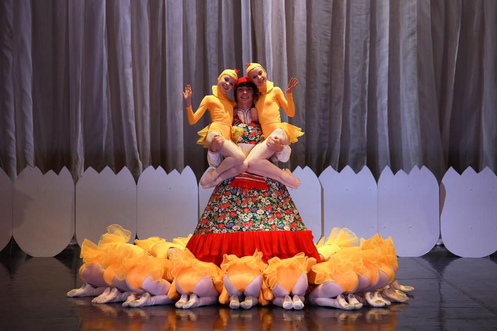 Праздник в Эрмитажном театре