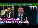 Bolsonaro em Brasília - Prova do Enem - Constituição e Pajubá!