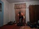 Жим гирь 32 32 кг по д ц 9 повторений
