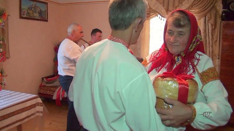 Гуцульське весілля. гурт Домінант ( с. Космач ) - Hutsul Wedding (Kosmach village)