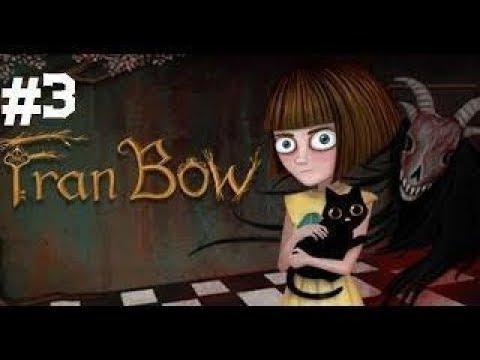 прохождение игры Fran Bow (часть 3) Френ дерево !!