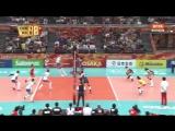11.10.2018. 13:15 - Волейбол. Чемпионат мира. Женщины. 2 этап. 4 тур. Группа F. Китай - Россия