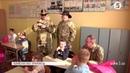 Американські військові відвідали дитячий будинок на Львівщині