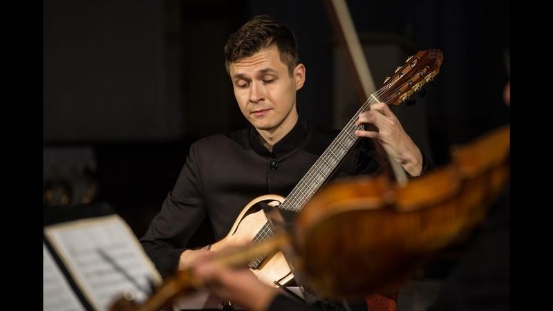Błażej Sudnikowicz Moyzes Quartet play Quintet by J. I. Schnabel