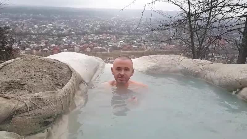 Народные (бесстыжие) ванны в Пятигорске доступны для каждого Машук