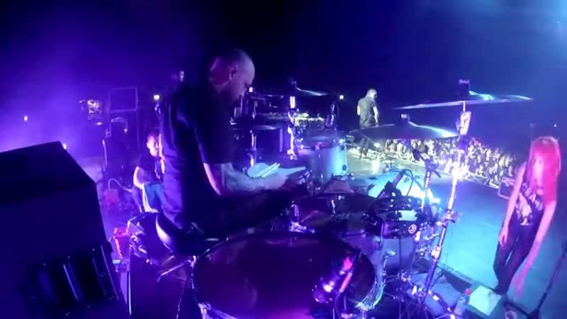 Paramore -Decode(drum cam)