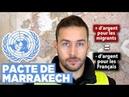 Le Pacte de MARRAKECH pour les migrants