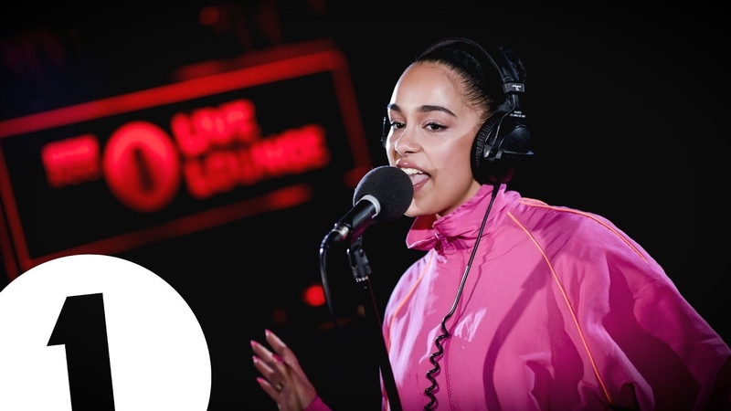Jorja Smith - Cry Me A River (Justin Timberlake cover) in the Live Lounge