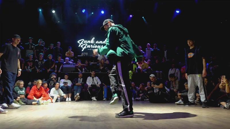Paola Sokol vs Zulu Hmel Hip Hop Vibe 2018 Quarterfinal 2vs2