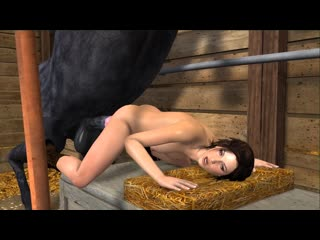 Tomb raider beast lara croft crawling-i by xxxkin_edit