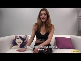 [czechcasting.com] marie (4503) [2019, amateur, big natural tits, blowjob, hardcore, 1080p]