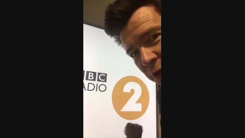On @radioleary @BBCRadio2 just after 9am, tune in! - Rick x