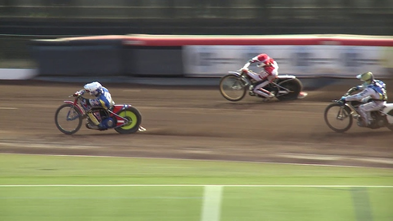Belle Vue Aces vs King's Lynn Stars - 06/08/18 - Heat 11