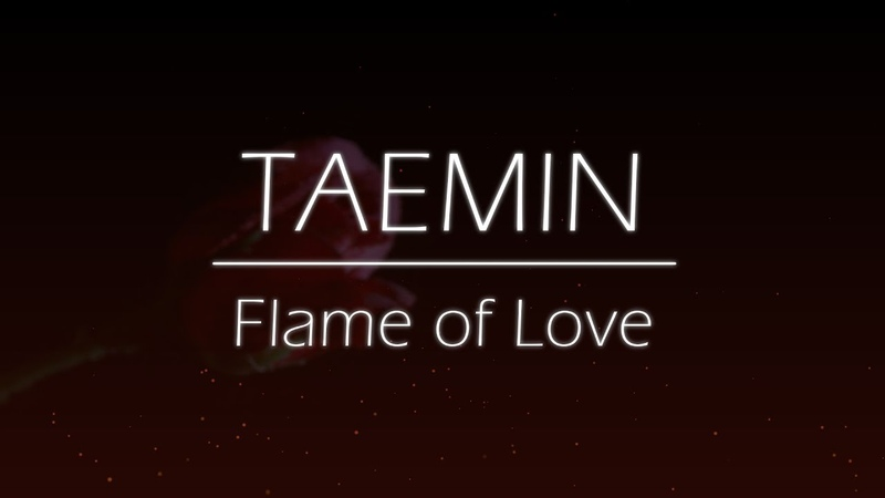 [PIANO] Taemin - Flame of Love SHEETS (피아노 악보)