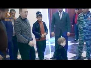 Поздравляю Президента России Владимира Путина с днем рождения!