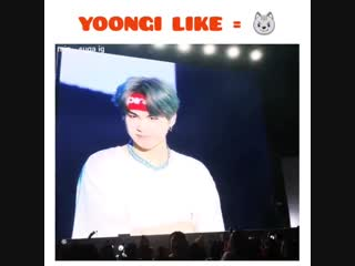 "(fancam) 190119 Yoongi @ BTS World Tour ""LOVE YOURSELF"" in Singapore"