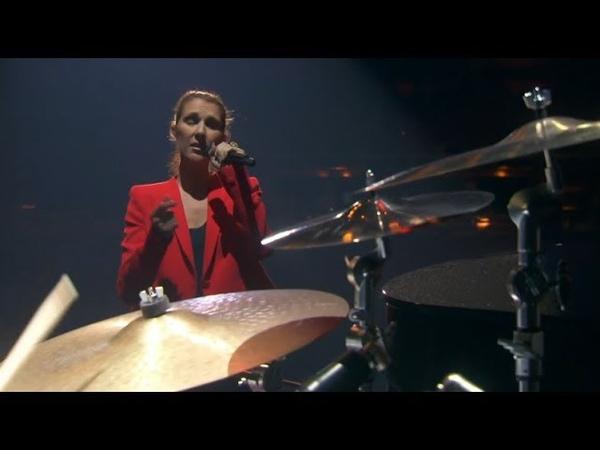 Celine Dion 3 gars et un nouveau show (Vegas 2012 HD version longue France LPR)