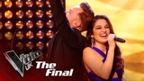 Lauren Bannon and Olly Murs Perform Aint No Mountain High Enough The Final The Voice UK 2018