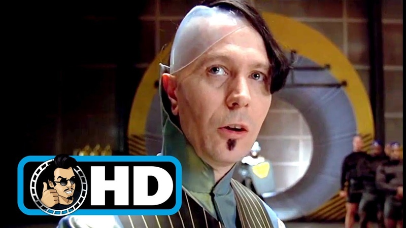 THE FIFTH ELEMENT (1997) Movie Clip - Zorgs ZF-1 |FULL HD| Gary Oldman, Bruce Willis