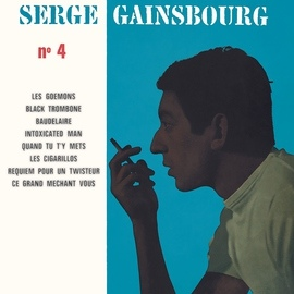 Serge Gainsbourg альбом N°4