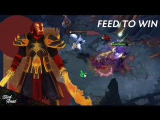 Feed to win