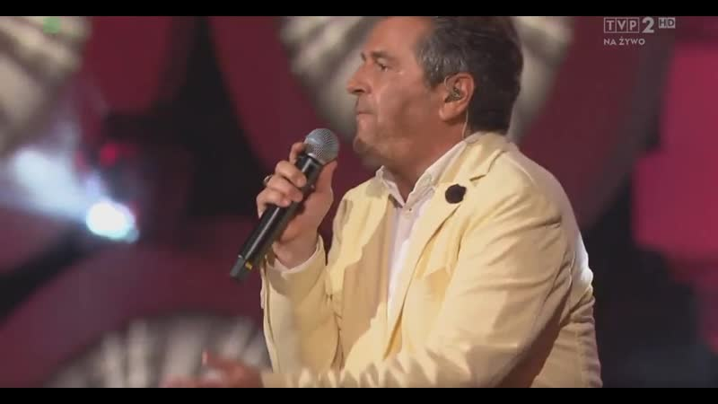 Thomas Anders Jet Airliner Lato Muzyka Zabawa Wakacyjna Trasa Dwójki 21 07 2019 TVP2