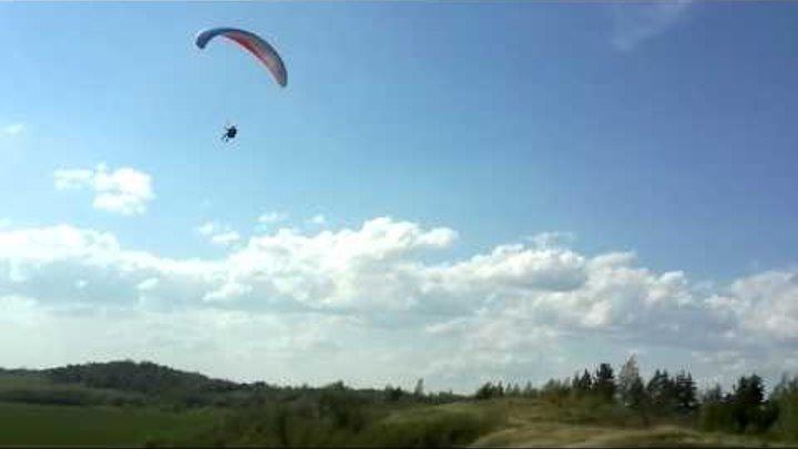 Полет в Шишковских горах