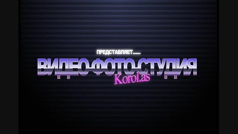 Цифровой логотип Видео-Фото-Студии. пробный.
