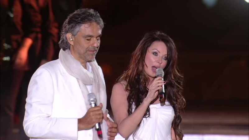 Time To Say Goodbye (With Andrea Bocelli) ('Andrea Bocelli - Vivere Live in Tuscany', 2007)