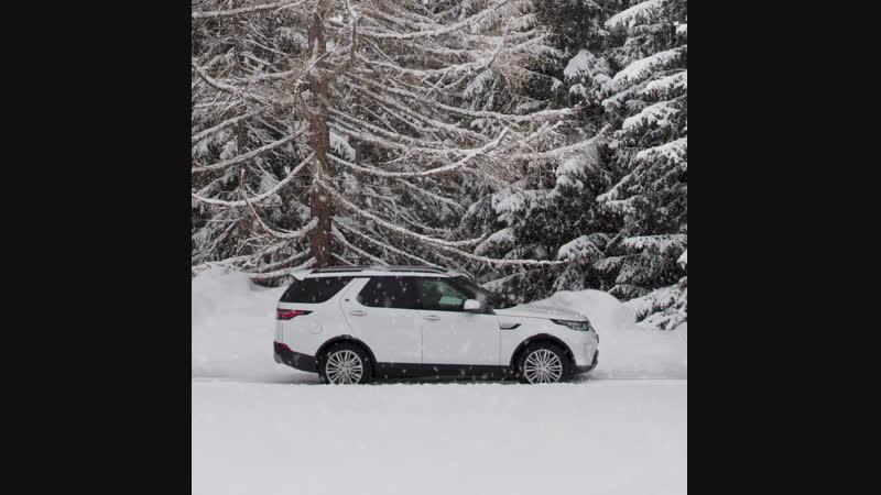 Land Rover Discovery | Система All Terrain Progress Control
