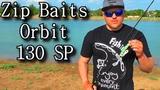 ZipBaits Orbit 130 SP - обзор воблера! Игра в качестве!